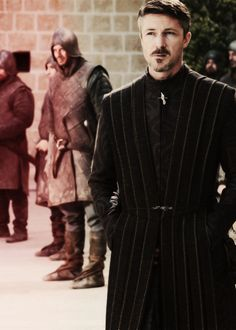 Petyr Baelish from Game of Thrones  Costume by Michele Clapton  Chancellor?