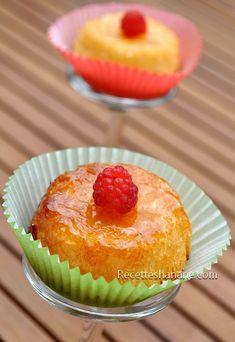 « Konafa » est une pâtisserie ou dessert Egyptien très populaire dans plusieurs pays du moyen orient, croustillant et crémeux à l'intérieur… la recette m'a été donné par une amie Egyptienne, je me suis empressée de la tester vu que j'adore « les kataifs...