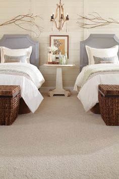 Looking to update your carpet and no idea where to start? We can help! Read more on how to choose the perfect carpet for your home. Bedroom Carpet, Living Room Carpet, Carpet Remnants, Hallway Carpet Runners, Bedroom Paint Colors, Carpet Flooring, Mohawk Flooring, Contemporary Bedroom, Small Bathrooms
