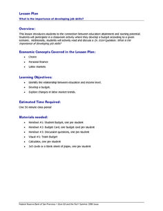 interior decorator lesson plan lesson planet home ec interior