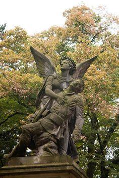 Angels ~European Cemeteries