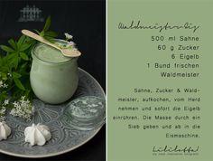 Lililotta The Blog: FOOD/Heiß auf Eis-Waldmeister