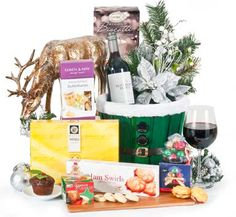 Image for Prancer with Rothbury Estate from Total Office National Hampers, Table Decorations, Image, Home Decor, Decoration Home, Room Decor, Interior Design, Home Interiors, Interior Decorating