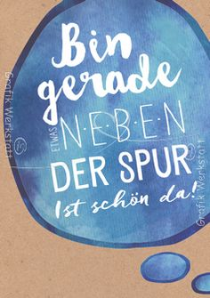 Bin gerade - Britta Peters - Make-Up Social Work Quotes, Take A Smile, Framed Words, Spirit Quotes, People Quotes, Cool Cards, Hand Lettering, Life Quotes, Thoughts