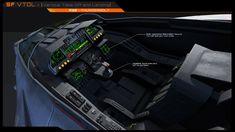VTOL - A30 Thunderbolt 3D asset   CGTrader 3d Assets, Unreal Engine, Albedo, 3d Projects, 3d Printing, Model, Impression 3d, Scale Model