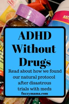 Natural Remedies for ADHD | We tried ADHD meds for about 2 years - 7 prescription meds in all, by the time we were done. Not one worked the way it should have and the side effects were awful. We've tweaked our natural supplement regimen for ADHD over the years and I've included all of our favorites we used - and still use! This covers all the supplements we use to treat ADHD without drugs, naturally! Ayurvedic Remedies, Health Remedies, Natural Remedies, Adhd Supplements, Natural Supplements, Alternative Treatments, Natural Treatments, Fish Oil For Kids