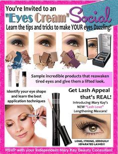 Use this Ladies!!! Eye Cream Ice Cream Social!