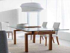 Mesa Calligaris Hyper Trendy de madera