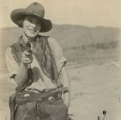 Cowgirl 1920's
