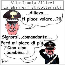 l' intelligenza dei carabinieri