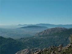 Vista desde la Pedriza. Ruta circular El tranco, el Yelmo, las Dehesillas, Canto-Cochino