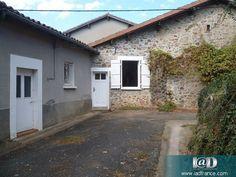 vente Maison 6 pièces (120 m²) 115000 € Chabanais (16) | Explorimmo