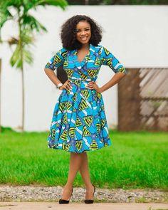 Short Ankara Dresses, Ankara Long Gown Styles, African Wear Dresses, African Fashion Ankara, Latest African Fashion Dresses, African Print Fashion, African Attire, African Dress Designs, Trendy Ankara Styles