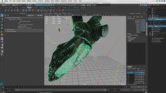 Maya - Transfer UVs to a Rigged Object on Vimeo
