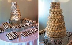 Wedding cake made of cake pops!