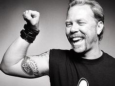 """<3  James Hetfield ist mein """"Ausnahme-Mann"""" <3 d.h. wenn sich hier die Gelegenheit bieten würde, dürfte ich! ;)"""