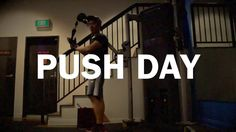 ENDURE WORKOUT: Push Day