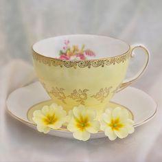 Lovely tea cup