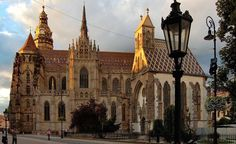 St. Elisabeth's Cathedral, Košice - Erasmus - Why you should never visit Slovakia. Ever.