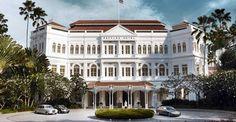 Le Raffles de Singapour est une oasis de charme et de calme dans un style colonial au coeur d'un Singapour moderne, historique et unique.