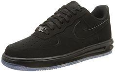 huge selection of b6d27 809e1 Scarpe da basket - Nike Lunar Force 1  14 - Scarpe sportive - Uomo - nero -  misura 42.5