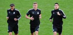 Toni Kroos: are in the Supercup his starting debut | NewsDevils