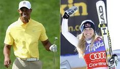 Golfer Tiger Woods and skier Lindsey Vonn reportedly dating! | News Infinity