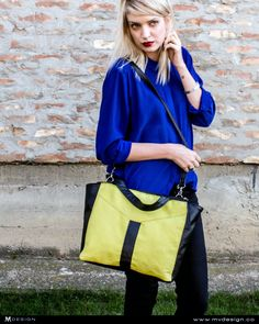 MVD No.6 #bags #bag #fashion #model #style #stylish #inspiration #mvdesign #handmade #gray #black #irenacanic #torba #milicavezmar  Like us on FB: https://www.facebook.com/mvdesignCO http://www.mvdesign.co/