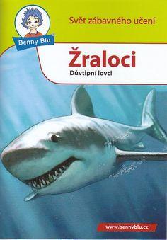 Žraloci-Benny Blu – Knihkupectví Neoluxor