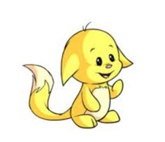 My first Neopet!