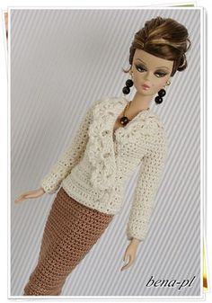 Bena PL Clothes for Silkstone OOAK Outfit | eBay