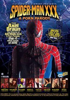 Spiderman Parody Porn