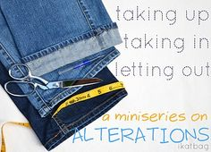 Alterations series