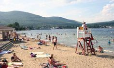 Million Dollar Beach - Lake George NY