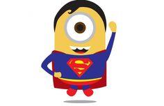 Les Minions de Moi, Moche et Méchant se déguisent en super-héros