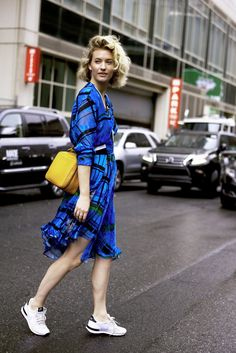 100+ Of The Very Best Street Style Looks From New York Fashion Week