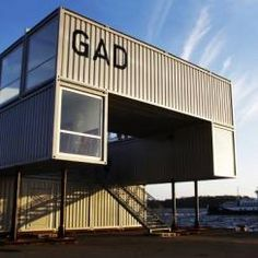 1000 images about cargo shipping container architecture on pinterest cargo container - Intermodal container homes ...