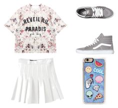 """""""Untitled #7"""" by auliaarist on Polyvore featuring Momewear, American Apparel, Vans and Zero Gravity"""