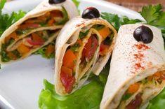 Palacinky plnené zeleninou - Recept pre každého kuchára, množstvo receptov pre pečenie a varenie. Recepty pre chutný život. Slovenské jedlá a medzinárodná kuchyňa Waffles, Pancakes, Breakfast Crepes, Vegetarian Options, Finger Foods, Snacks, Dinner, Vegetables, Eat