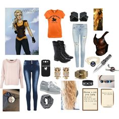 Annabeth Chase outifts
