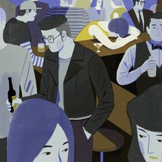 Jun Cen is a Chinese illustrator and animator who is currently based in New York. He is the Overall...