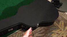 Conventional guitar case
