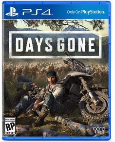 Days Gone Sony PlayStation 4 Outlaw Biker Zombie Apocalypse RPG Action Game for sale online Playstation Games, Ps4 Games, Games Consoles, Xbox One, Games Gratis, Ps4 Price, Zombies, Day Gone Ps4, Dark Horse Comics