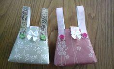 Bomboniera Handbag Favor bags birthdays weddings by Bubucraft