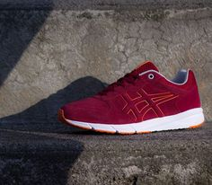 2c0be691f7 Onitsuka Tiger Shaw Runner – Burgundy   Burgundy. Adidas Shoes OutletCasual SneakersShoes  SneakersMen s ...