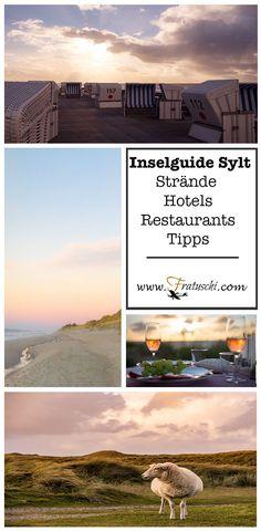 Sylt Tipps für deinen Inselurlaub #Sylt #Insel #Nordsee 'Deutschland
