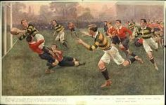 Image result for english  football painting