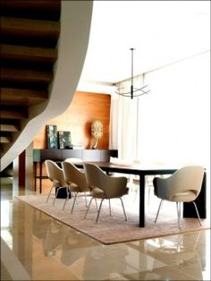 But i like the chairs Contemporary Interior, Dining Chairs, Project Projects, Sydney, Table, Rug, Inspiration, Furniture, Places