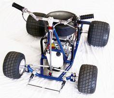 Unpainted Barstool Frame :: Bar Stool Project :: Comet Kart Sales