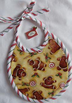 Christmas Bib £3.50
